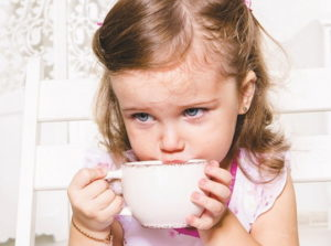 Какао для малышей