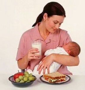 Лишний вес после родов